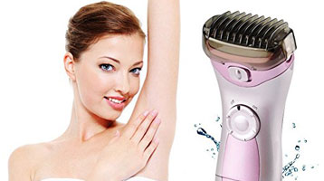 electric razors for women