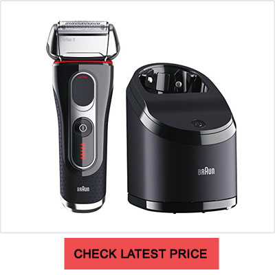Braun Series 5 5090cc Electric Foil Shaver