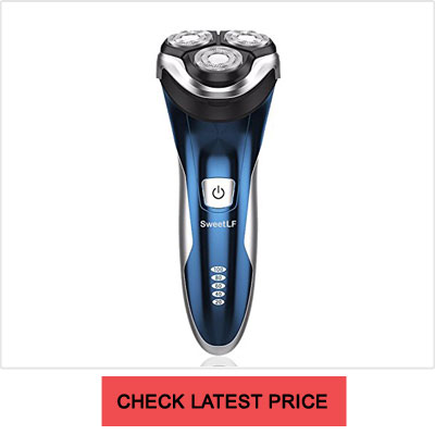 SweetLF Electric Shaver IPx7