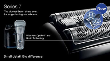 Braun 7 799cc-6 Shaver Review