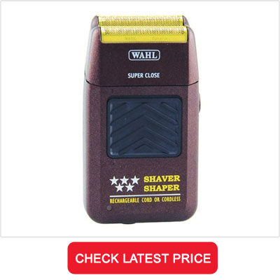 Wahl Professional 8061-100 5-star Electric Shaver