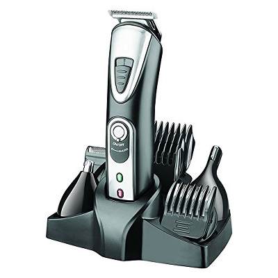 SURKER 5 in 1 Professional Man's Grooming Kit