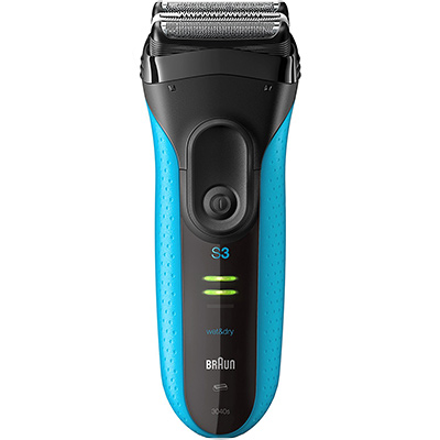 braun series 3 electric shaver