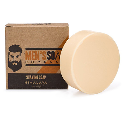 mens soap company shaving soap