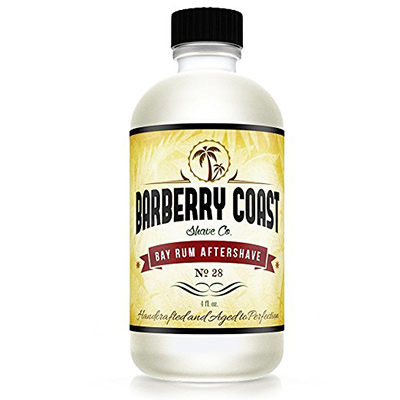 Bay Rum Aftershave by Barberry Coast