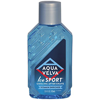 Cooling After Shave Lotion by Aqua Velvet
