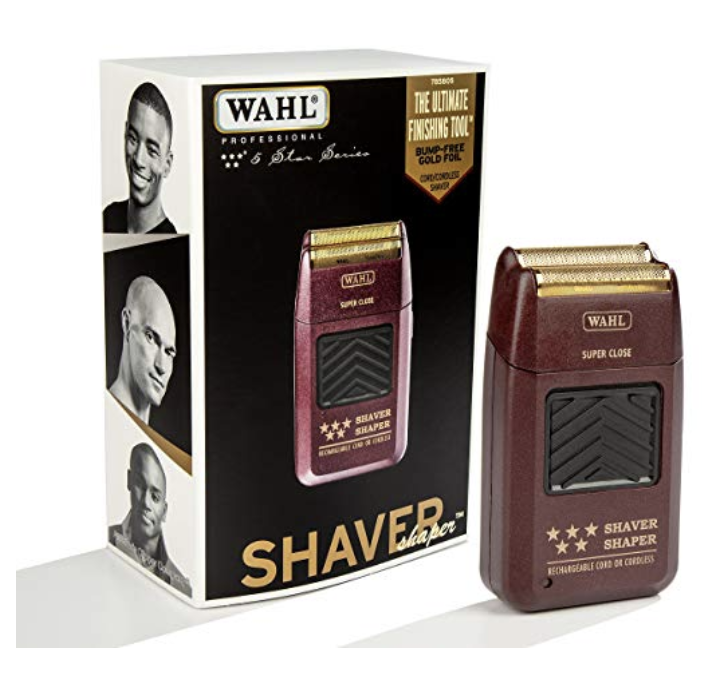 Wahl Professional 5-Star Series Rechargeable Shaver